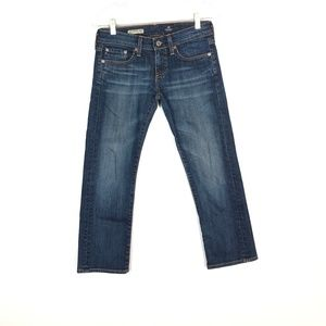 AG Adriano Goldschmied THe Tomboy Crop Jeans- 25